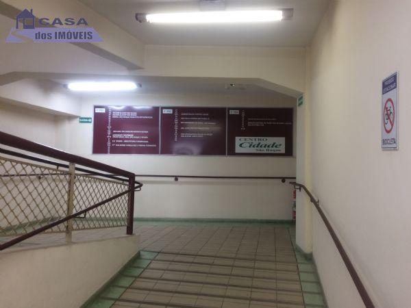 Salas Comerciais Centro Cidade - Locação